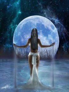 Лунное Рэйки (Рейки) — животворящая женская энергия