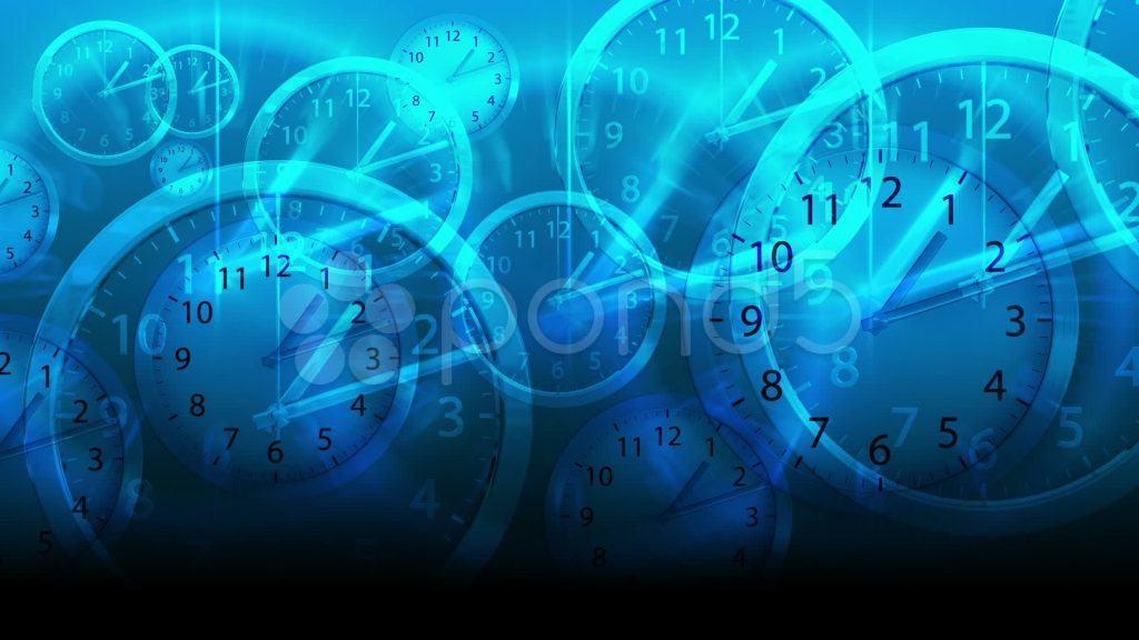 процесс исцеления времени