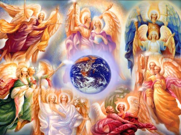 Послания Ангелов 1