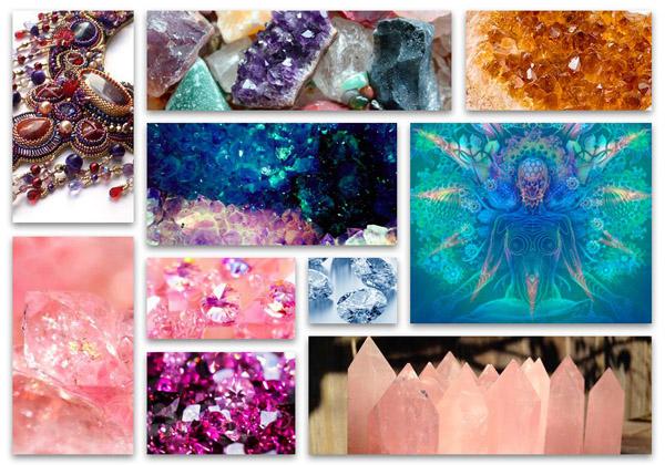 Познай себя через кристаллы