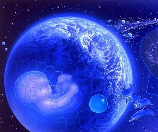 Новая раса людей на Земле