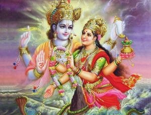 vishnu-i-lakshmi
