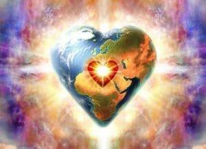 Явление Безусловной Любви в сердце
