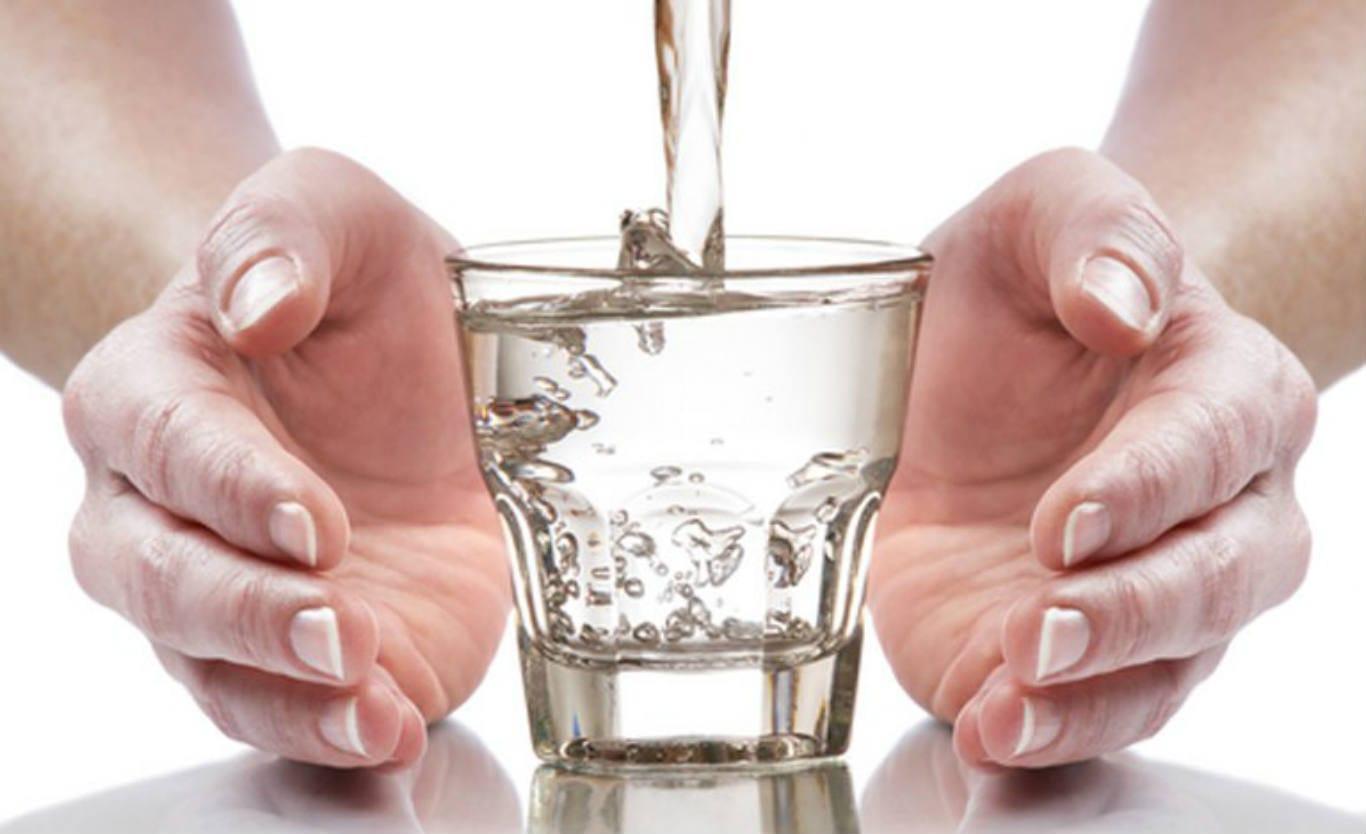Как зарядить Рэйки воду