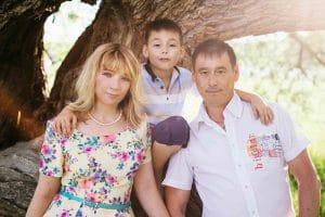 Mariya_marihami_family